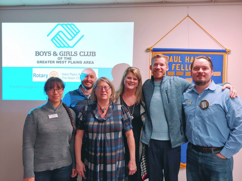 Rotary supports Boys & Girls Club